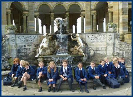 Year 3 at Hever Castle